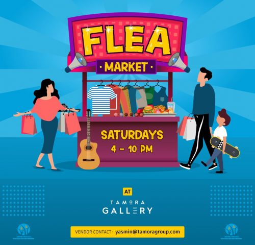 Tamora Gallery Saturday Flea Market