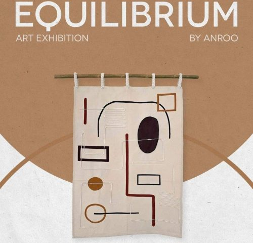 Tamora Gallery Art Exhibition Equilibrium by Anroo