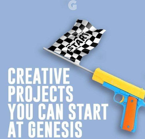 Tamora Gallery Genesis Creative Centre Cover